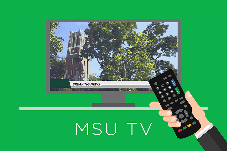 Introducing MSU TV: A Channel Made for Spartans